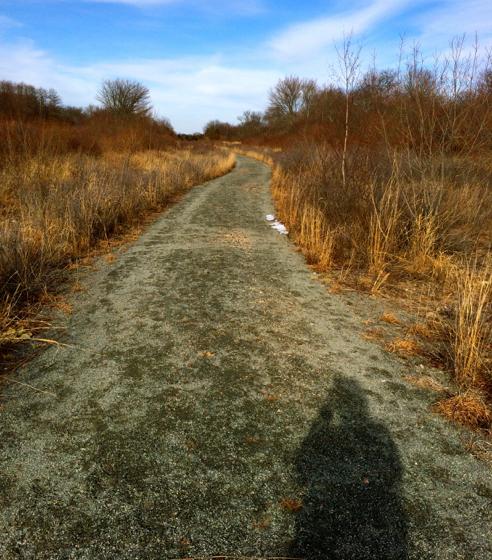 cross-refuge trail