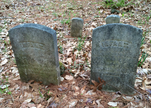 tragic headstones