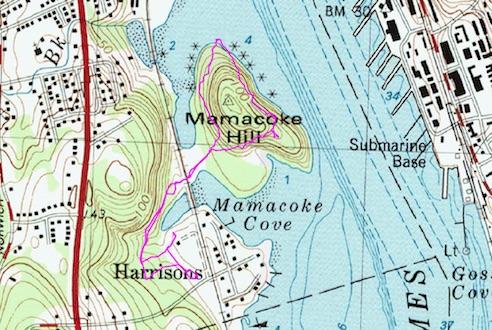 Mamacoke Track