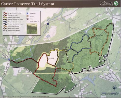 Trailhead Map
