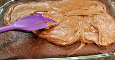 boiled chocolate icing