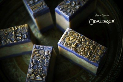 Odalisque Handcrafted Soap by Auntie Clara's