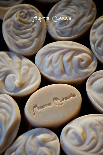 Milk & Silk Soap by Auntie Clara's