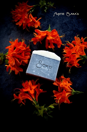 Silver Dapple Handcrafted Soap by Auntie Clara's