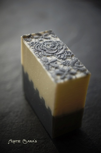 Mexican Lace Handcrafted Soap by Auntie Clara's