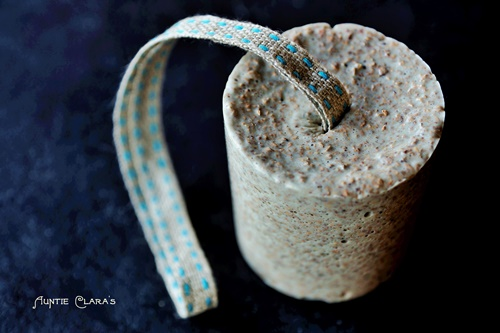 Cork Soap/ Auntie Clara's