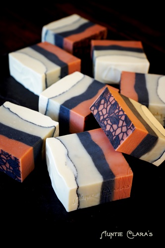 Windsor Swan Soap by Auntie Clara's