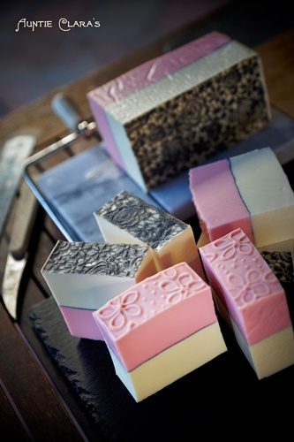 Mexican Lace Soap by Auntie Clara's