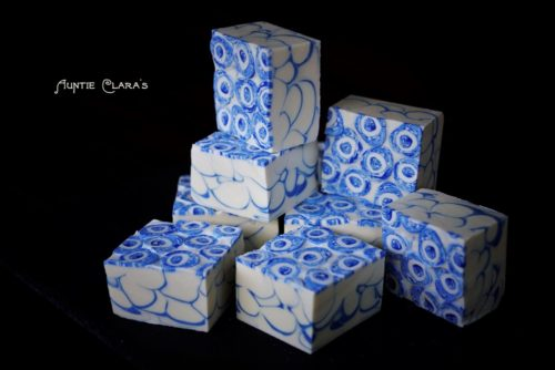 Agateware Soap by Auntie Clara's