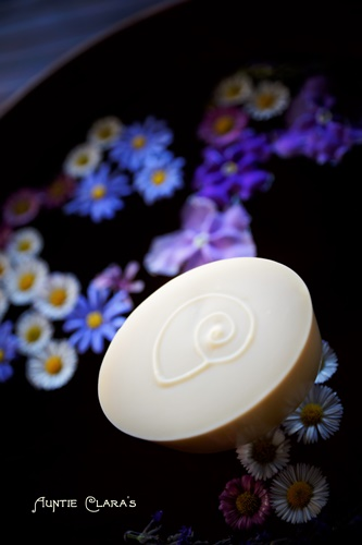Snail Mucin Soap by Auntie Clara's