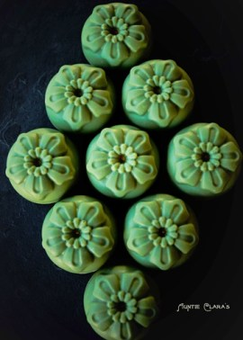 Green Jasmeen Soap by Auntie Clara's