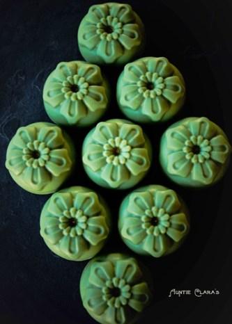 Green Jasmeen Soap by Auntie Clara's