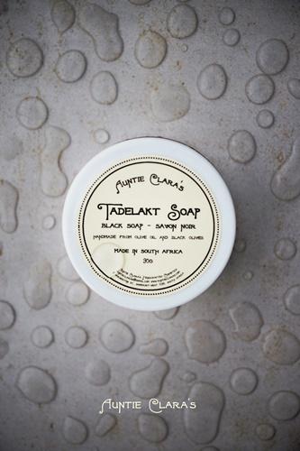 Tadelakt Soap by Auntie Clara's