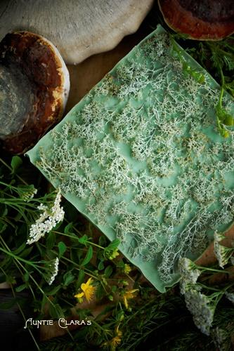 Mushroom Soap - Ötzi Soap by Auntie Clara's