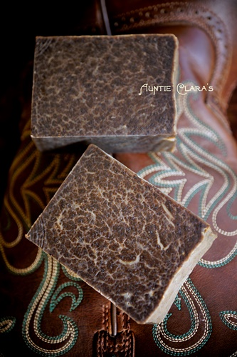 Coffee River Soap and How To Make Glycerine Rivers