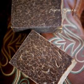 Glycerine Rivers: Coffee River Soap by Auntie Clara's