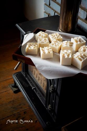 Langbaken laundry soap