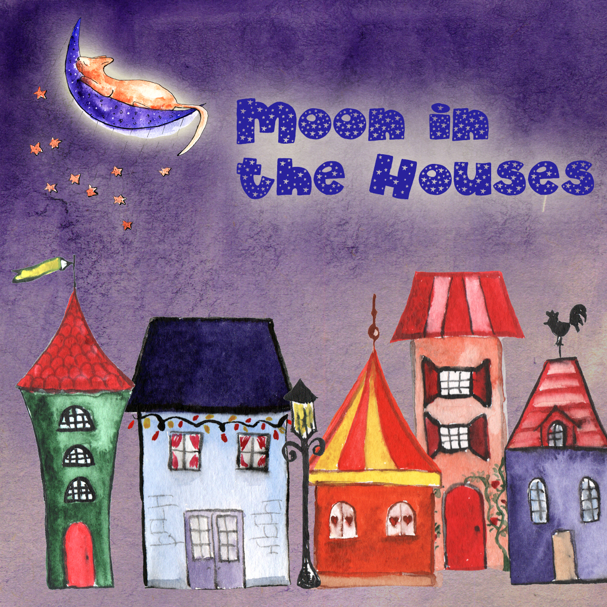 Moon In The Houses Auntie Moon