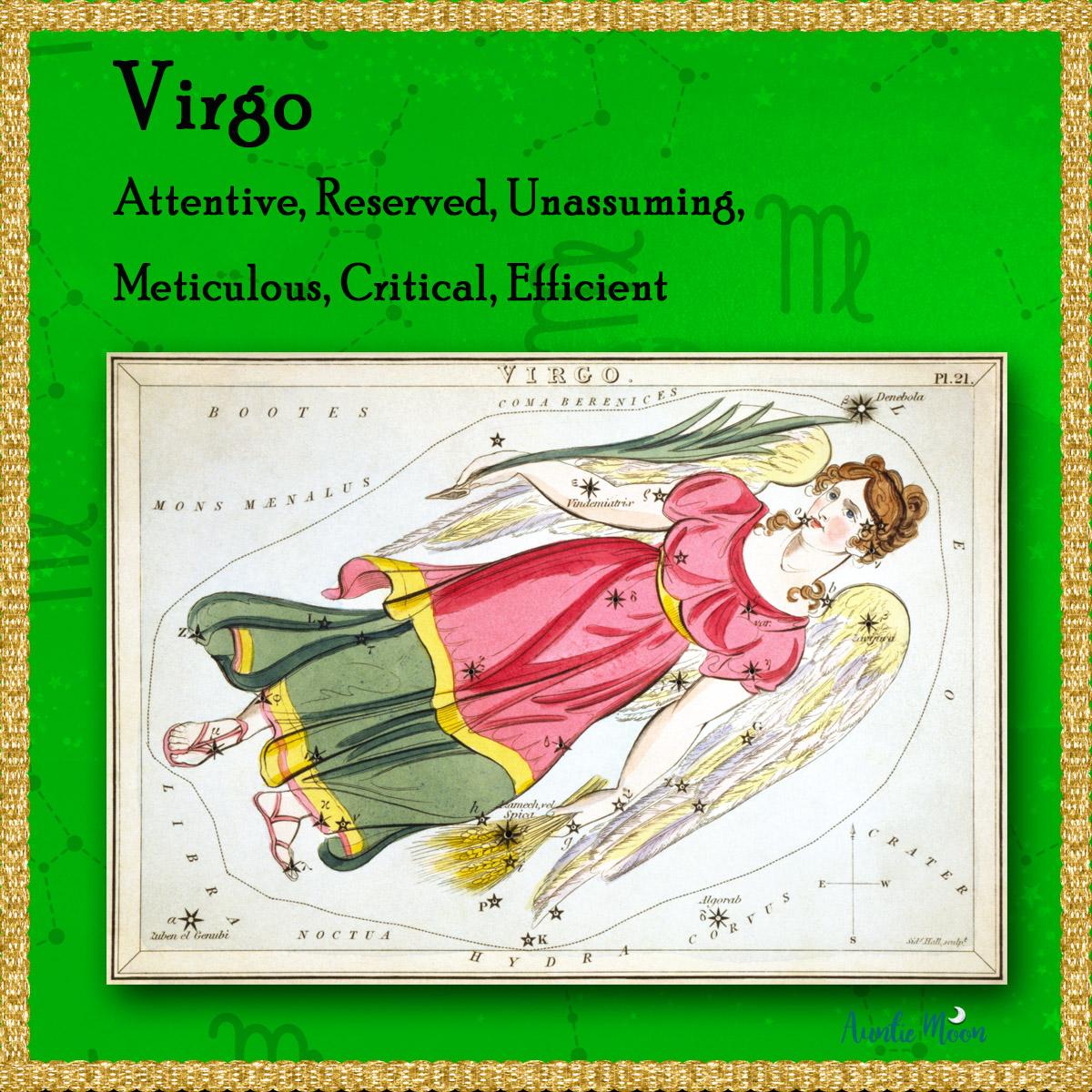 Sun Enters Leo Moon In Virgo 7 22 24 Auntie Moon
