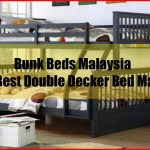 Bunk Bed Top 10 Best Double Decker Bed Malaysia Auntiereviews
