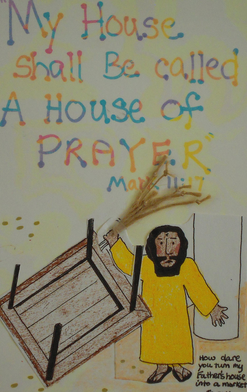 Growing Kids In Grace Jesus Clears The Temple