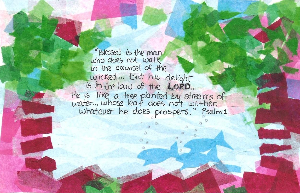 Psalm 121 Worksheet