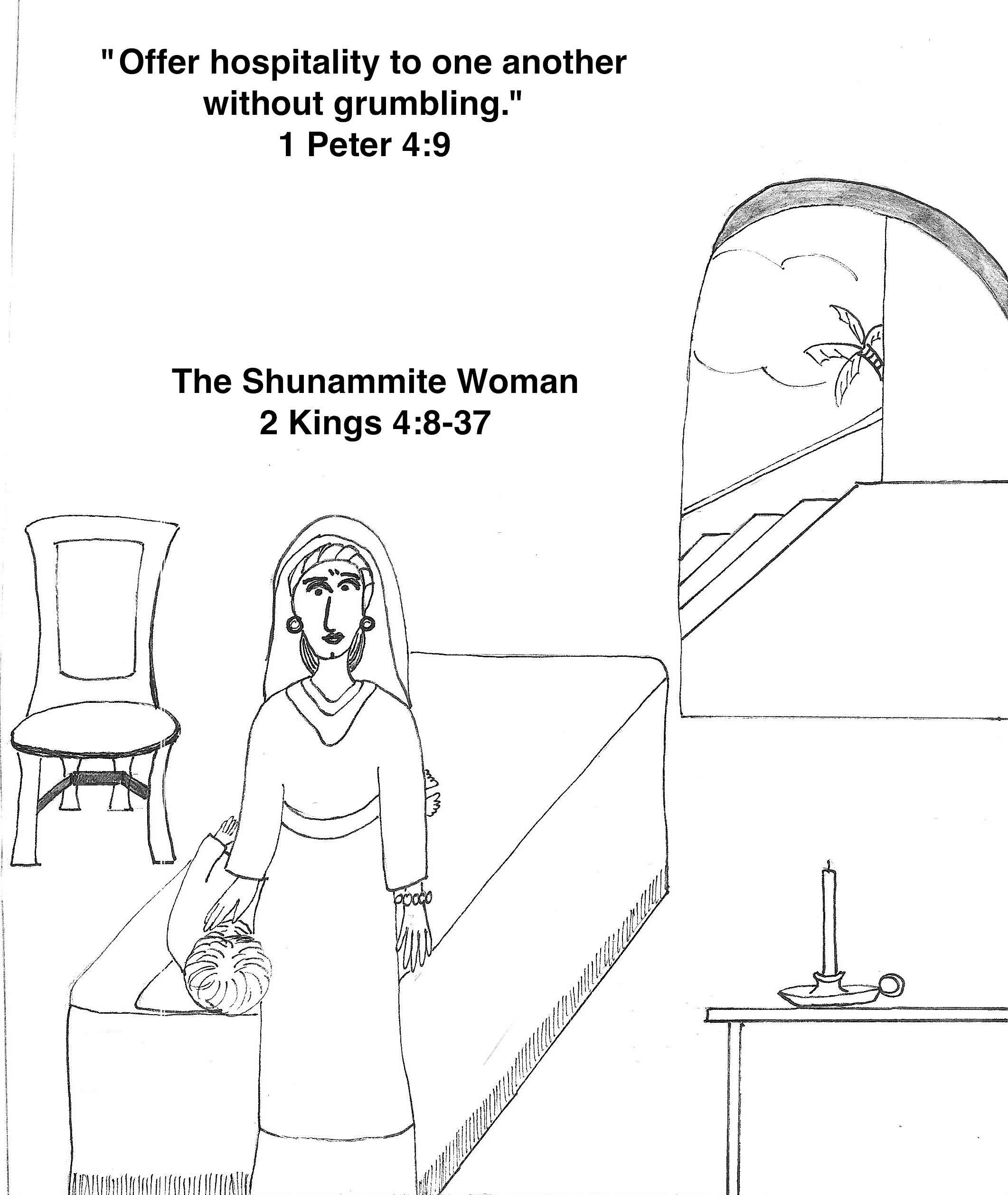 The Shunammite Woman