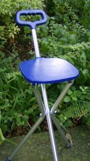auntie stress portable stool