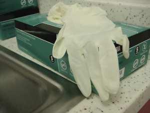 auntie stress glove