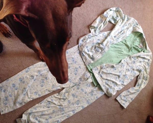 auntie stress pajamas