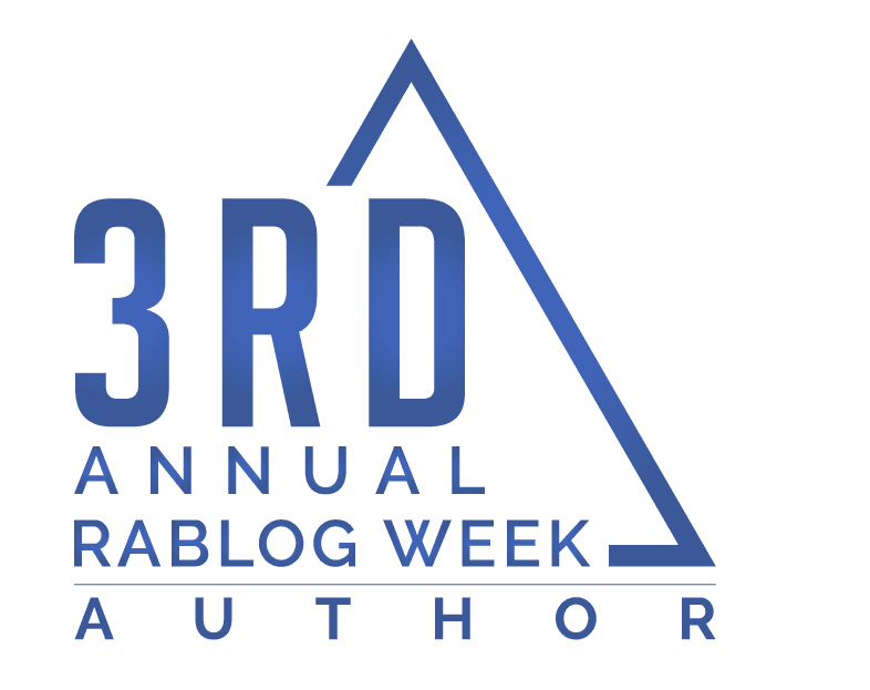 auntie stress 3rd annual ra blog week author