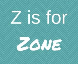 Z – Zone