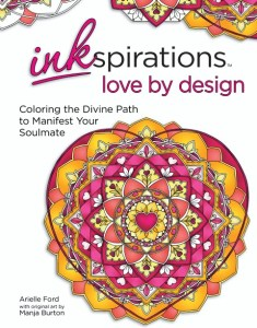 Giveaway: Inkspirations Love By Design Coloring Book