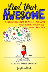 Book Giveaway: Find Your Awesome