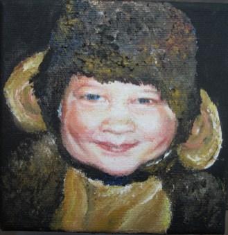monkey boy 5x5x1.5 2010 taf exhibit