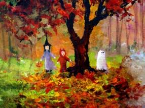 z auntlizzy joy in the seasons witch