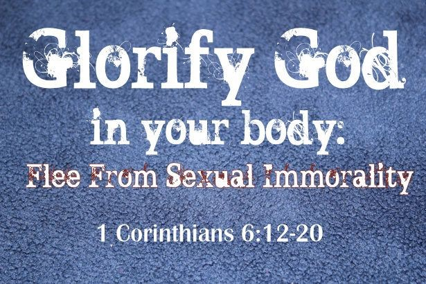 Sexually immoral