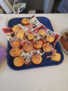 Des gâteaux pour la fête