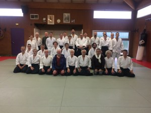 Aikido au Pays de Léonie