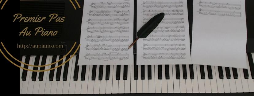 Premier Pas Au Piano