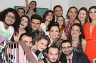 foto di gruppo partecipanti talent 2017