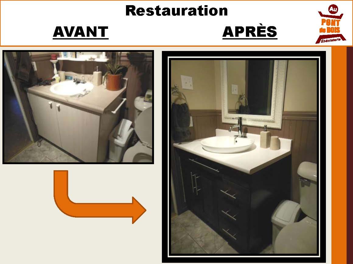 restauration de meubles au pont de bois b nisterie. Black Bedroom Furniture Sets. Home Design Ideas