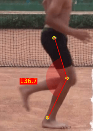 Knee flexion_ Patellofemoral pain in runners