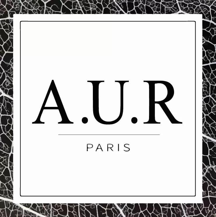 logo aur paris vetements upcycling broderie fil or mode ethique
