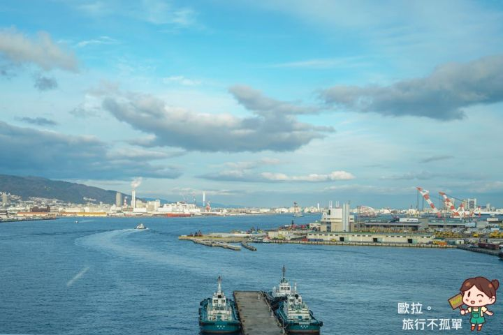 關西機場神戶高速船電車