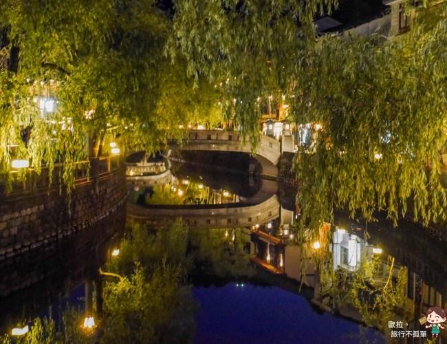 城崎溫泉夜景