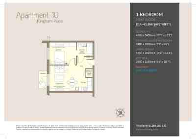 10 Kingham Place