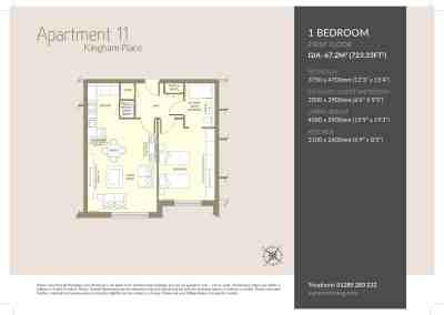 11 Kingham Place