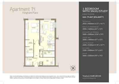 14 Kingham Place