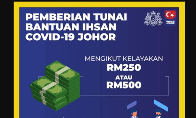 Bantuan Ihsan Covid-19 Johor